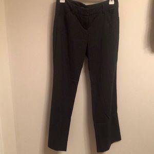 NY&C pinstripe dress pants